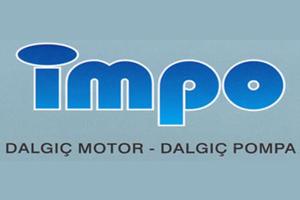İmpo Dalgıç Motor