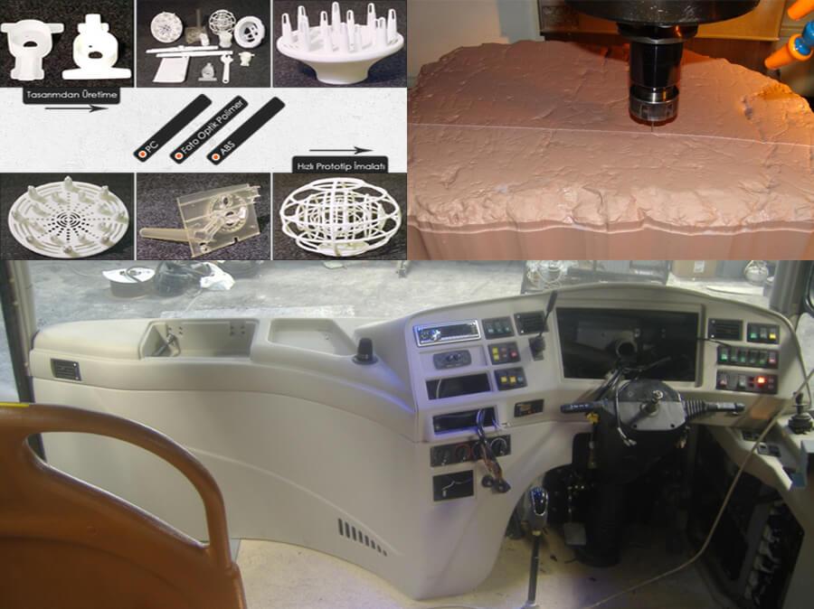 Defne Engineering - Test And Validation, rapid prototype, production,