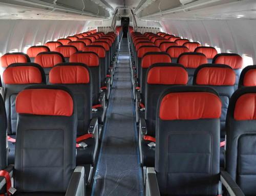 Aircraft Seat Design