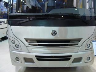 Otobüs tasarımı