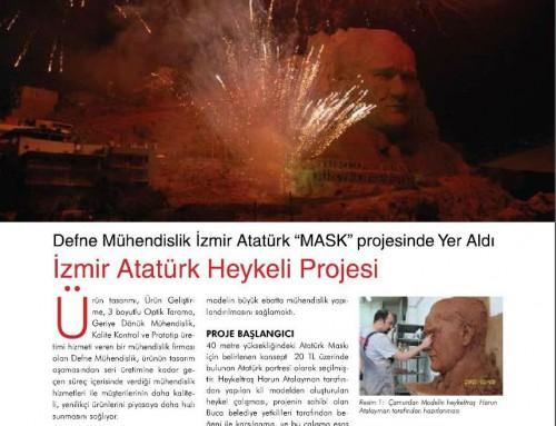 İzmir Atatürk Heykeli