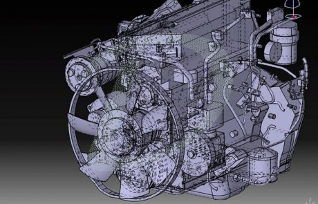 Automotive Engine