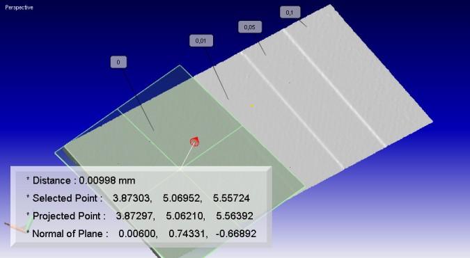 Optik Tarama 3 boyutlu Ölçüm